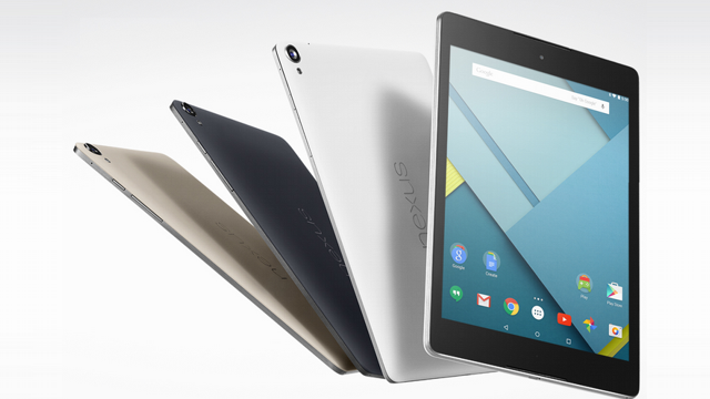 Nexus 9 article header