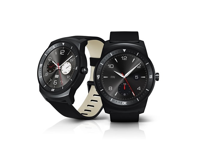 LG releases specs and pictures for the G Watch R, could cost €299