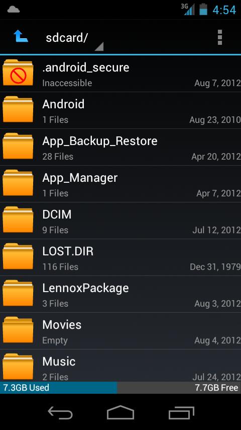 Android File Manager скачать бесплатно - фото 5