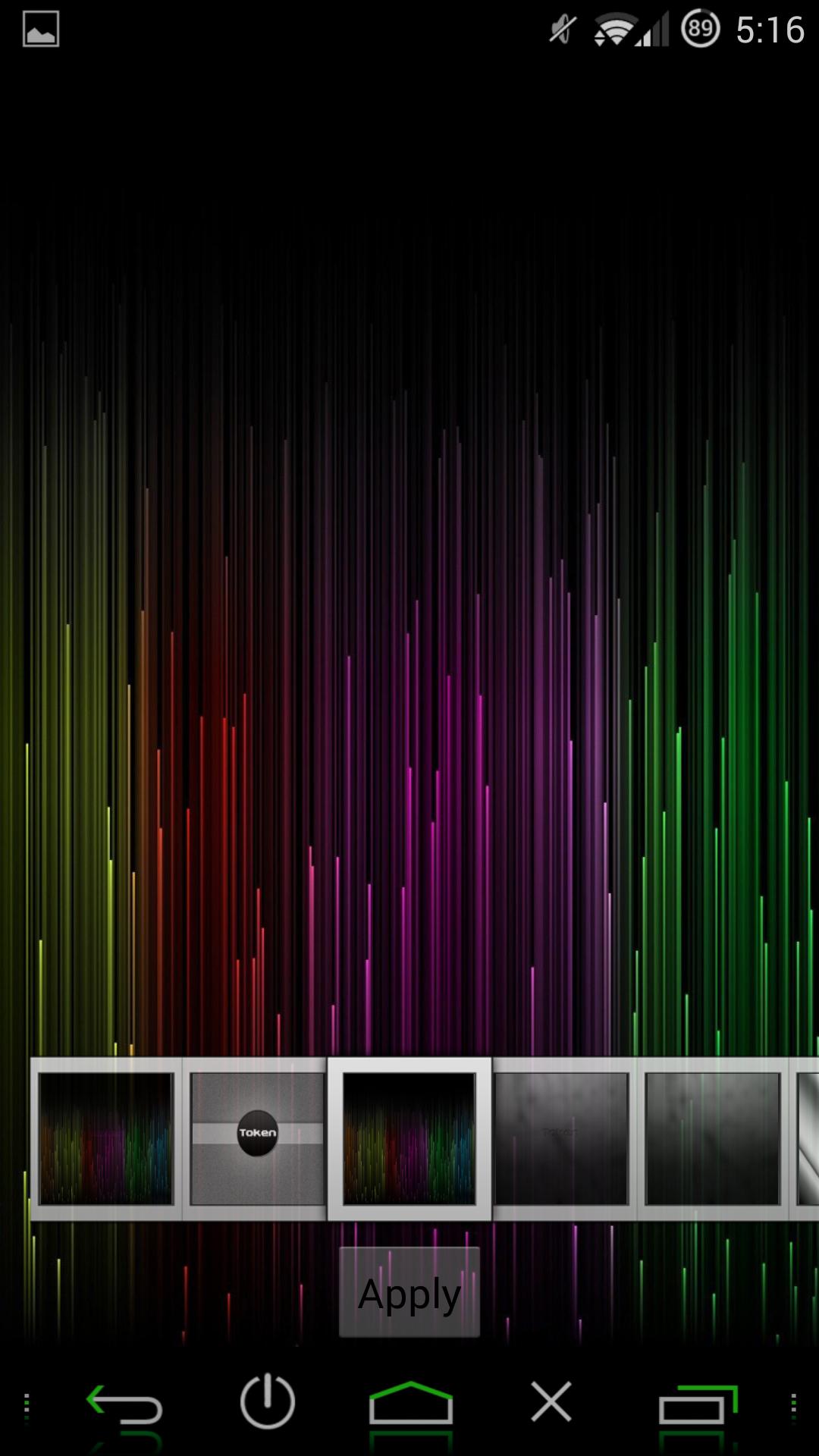 Paranoid Android 46 beta 3